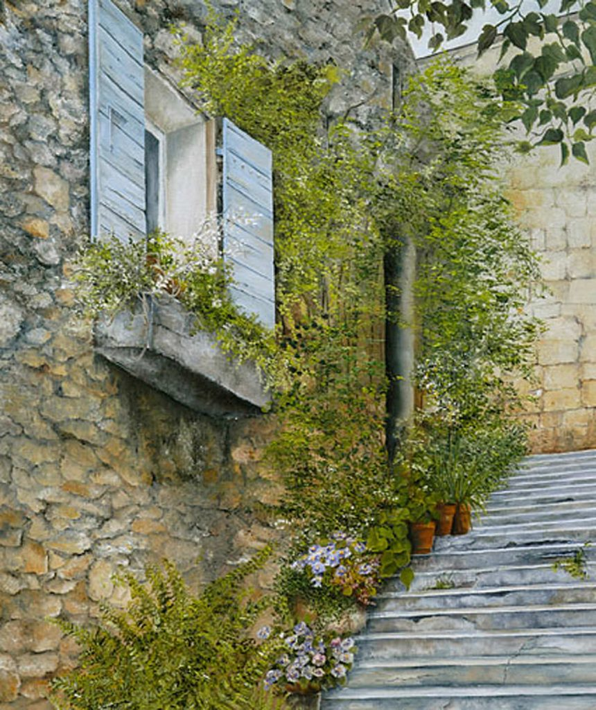 Creapainting Provence